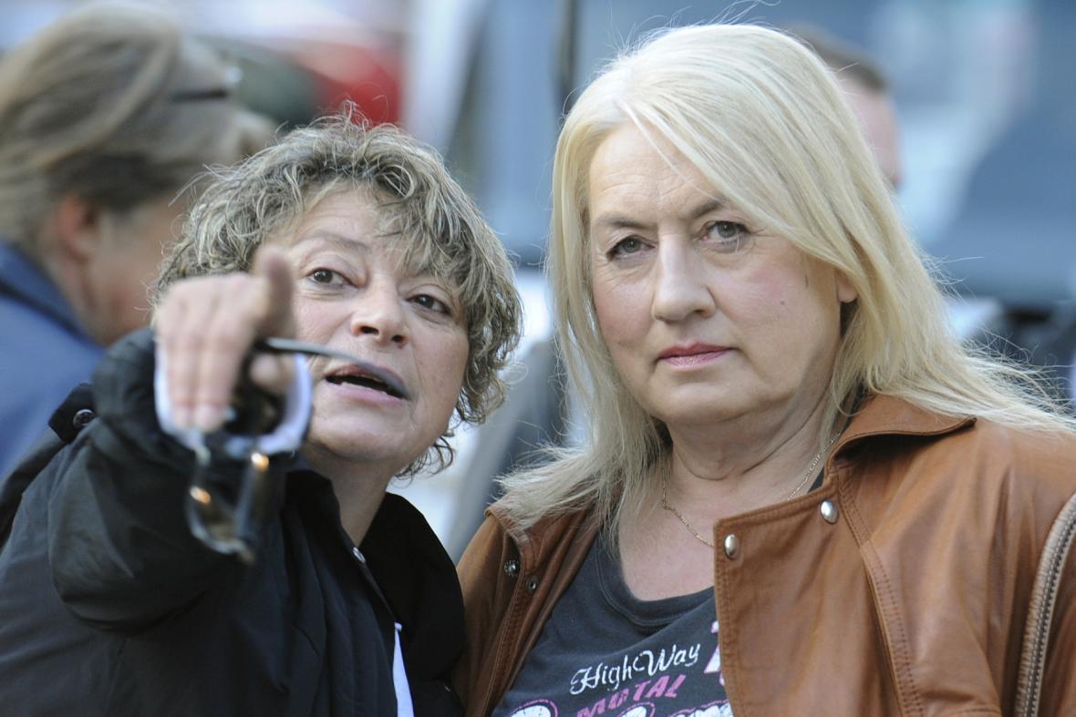 Jitka Němcová a Zuzana Michnová