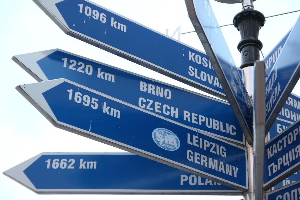 Cesta byla dlouhá přes tři tisíce kilometrů