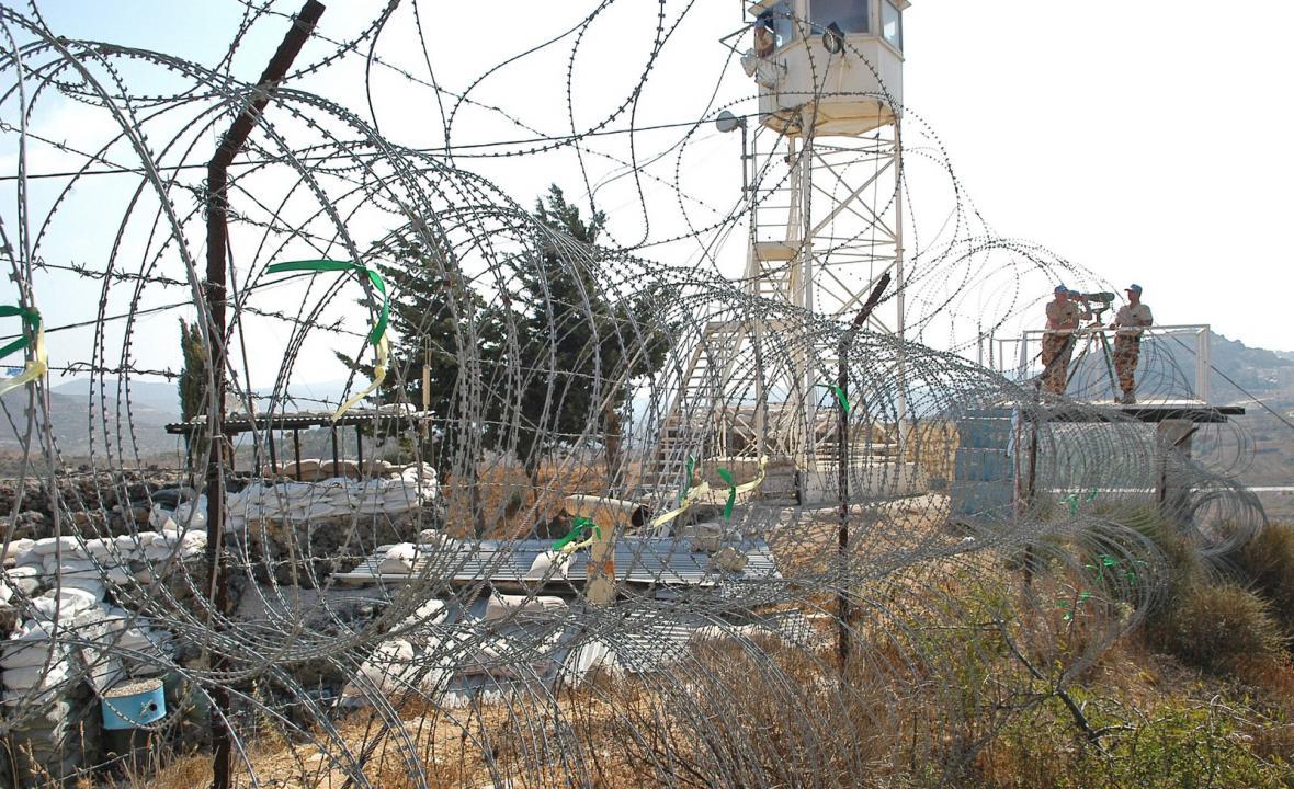Nárazníkové pásmo OSN na Golanech