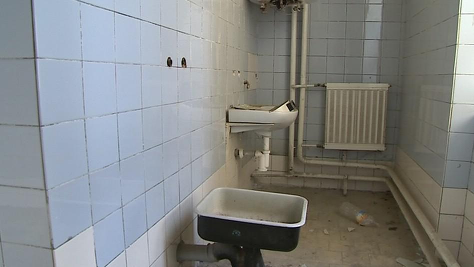 Opuštěné koupelny