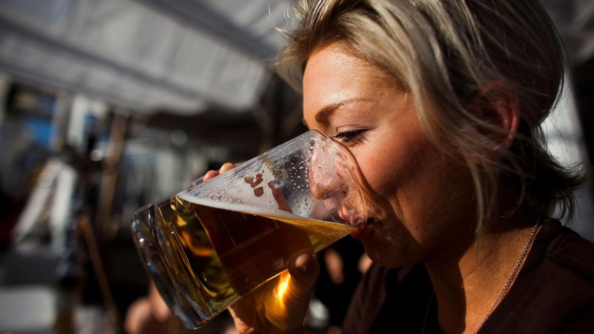 Konzumace alkoholu