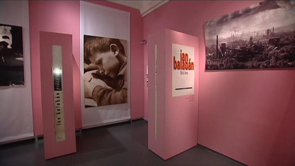 Jan Balabán - výstava