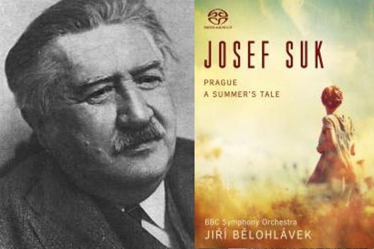 Josef Suk a oceněná nahrávka