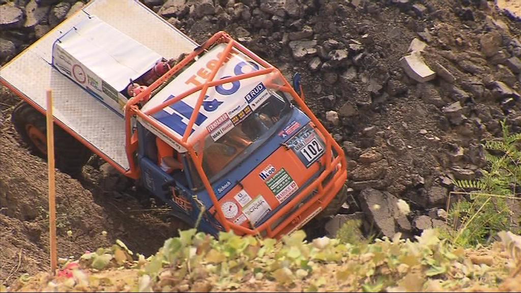 Evropský pohár v trucktrialu se jel i v Drnovicích