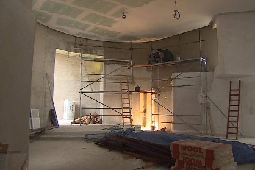 Nová kaple v Bukovanech je pojatá velmi moderně