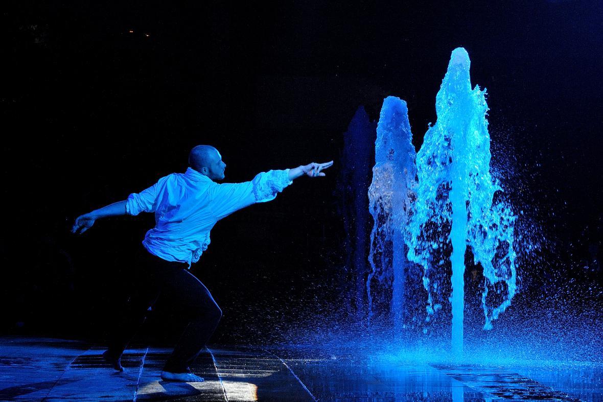 Zahájení divadelní sezóny v Ostravě v roce 2012