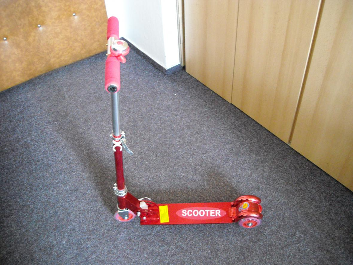Koloběžka Rollerboard SCOOTER