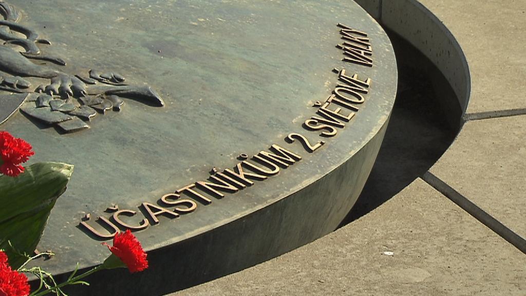 Památník účastníkům 2. světové války