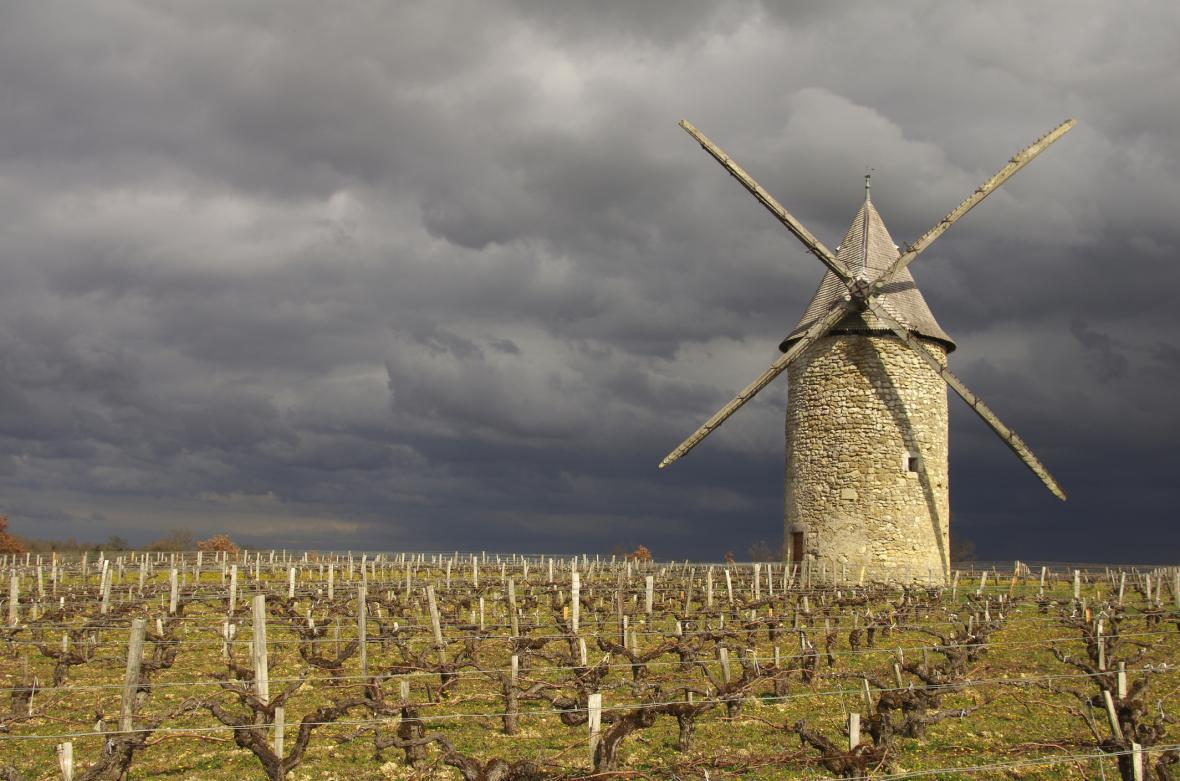 Počasí v Bordeaux