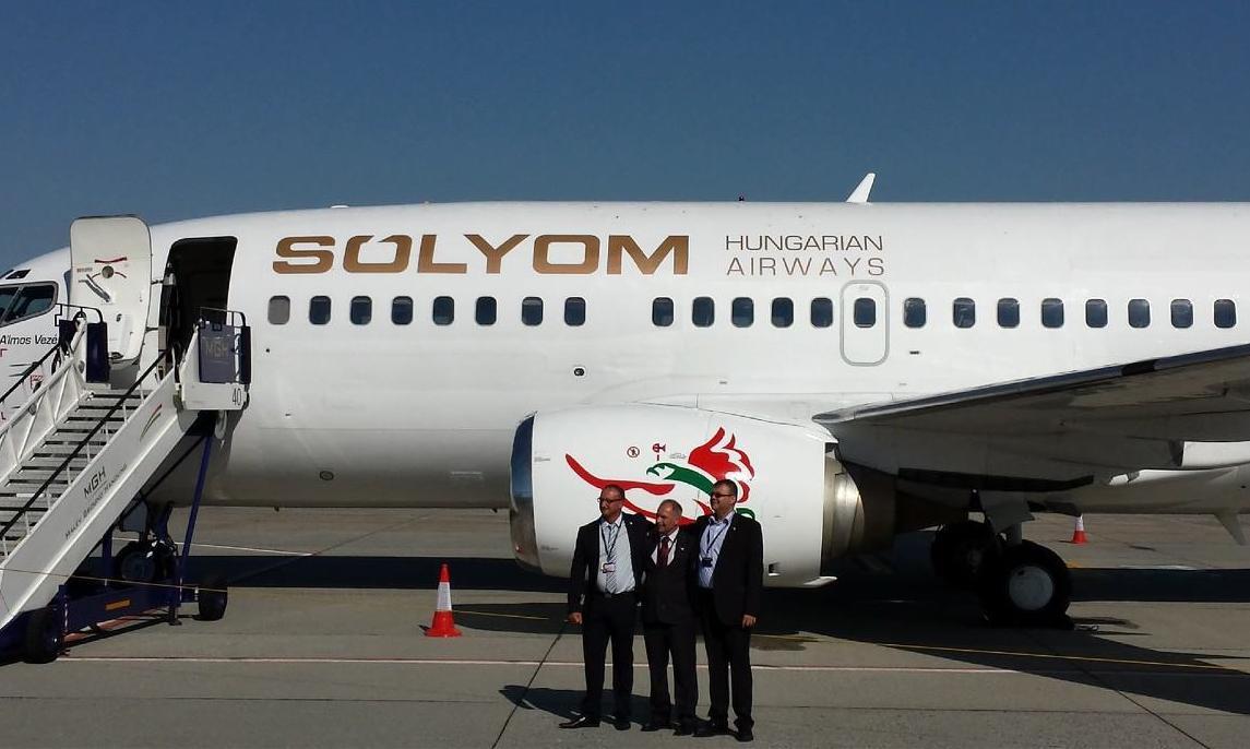 Aerolinky Sólyom
