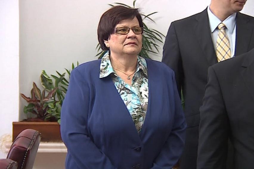Marie Benešov přijela do Brna jednat o stěhování NSZ a NS