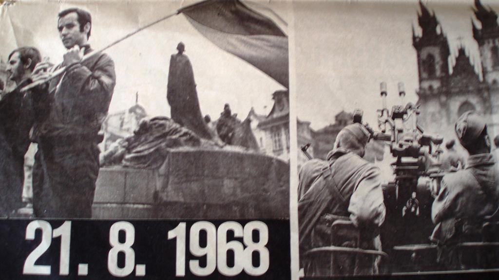 Noviny z roku 1968