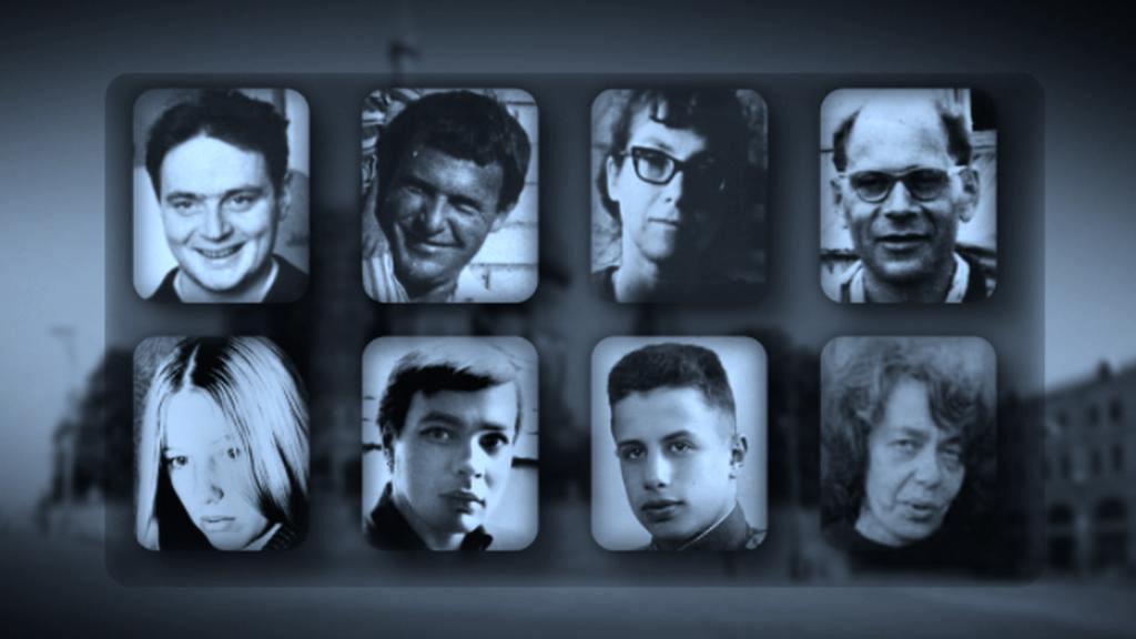 Osm statečných z Rudého náměstí
