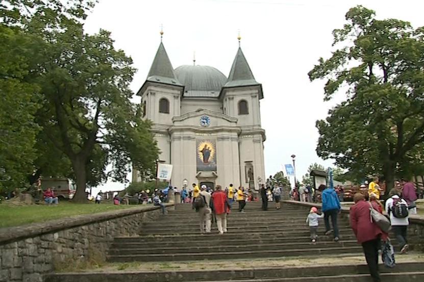 Orelská pouť se uskutečnila na svatém Hostýně