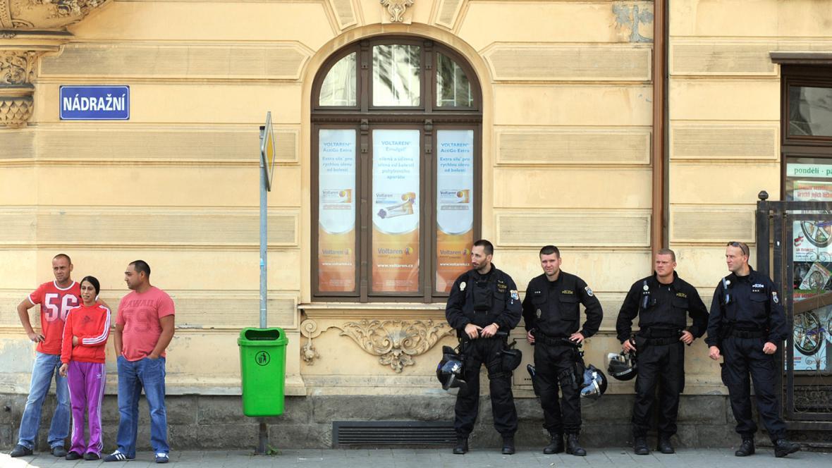 Ostrava se chystá na protesty Romů a radikálů