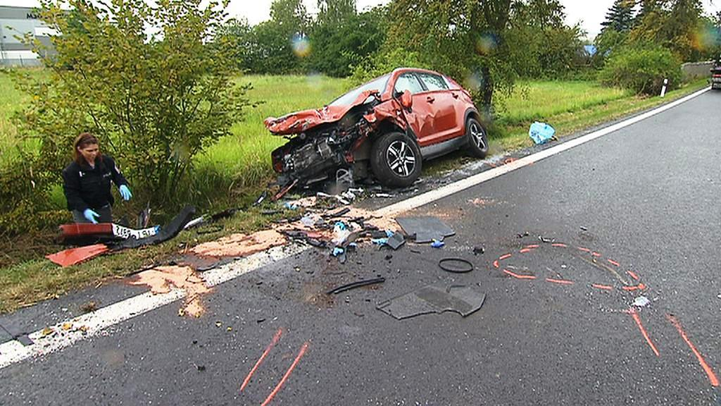 Nehoda u Jesenice