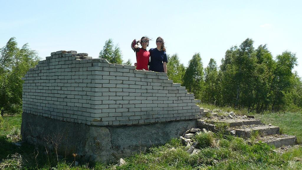 Turisté na akci Bílý kámen