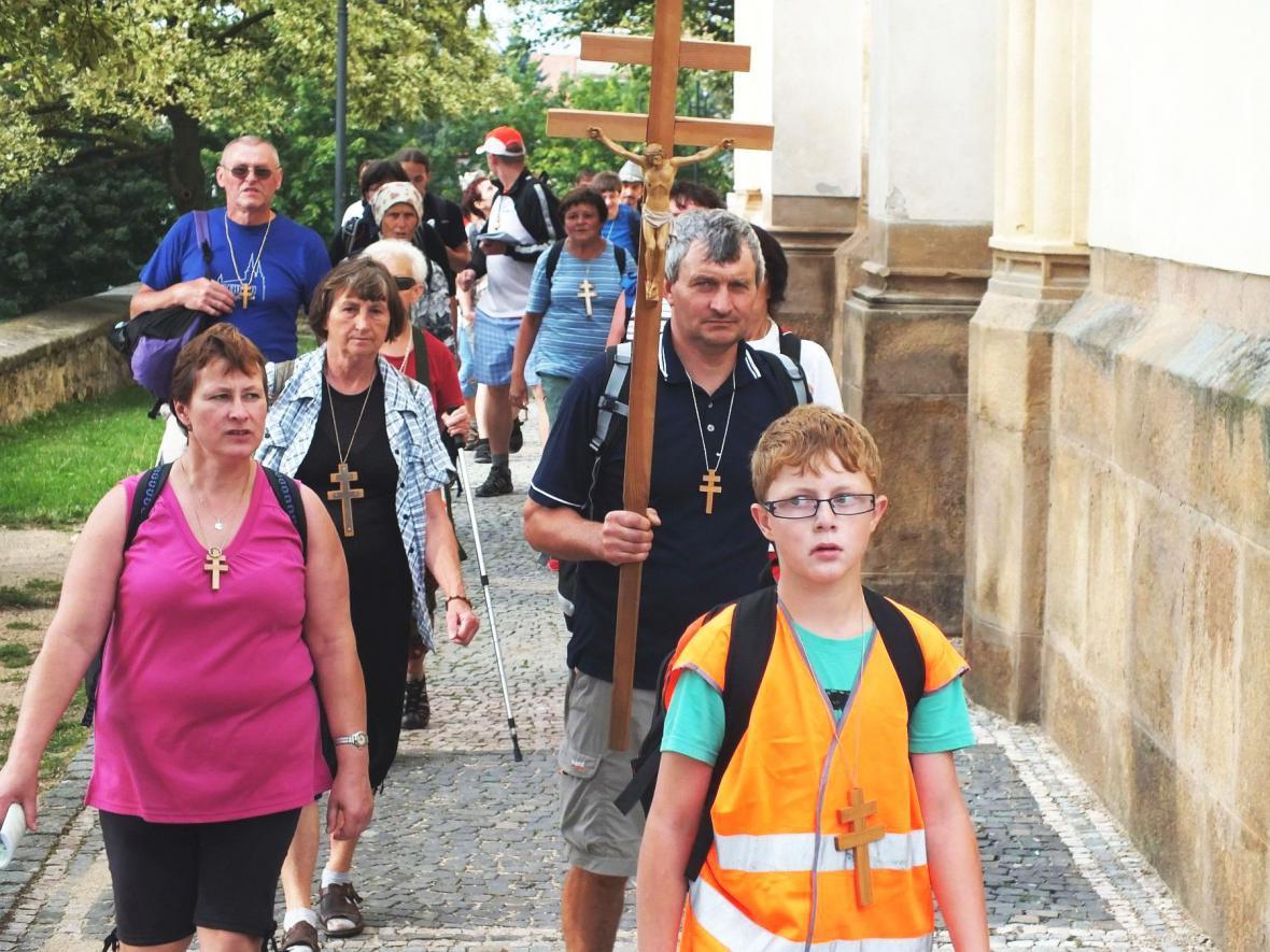Poutníci v Boskovicích