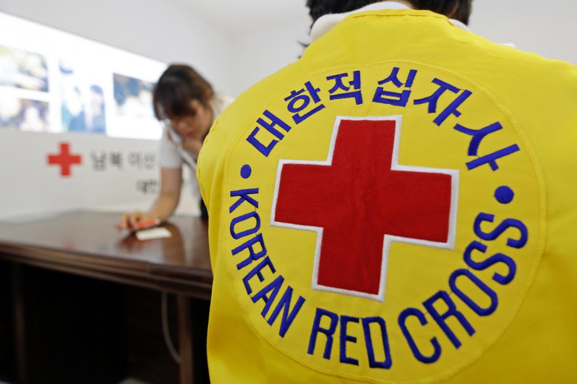 Na setkání rodin se podílí i Červený kříž