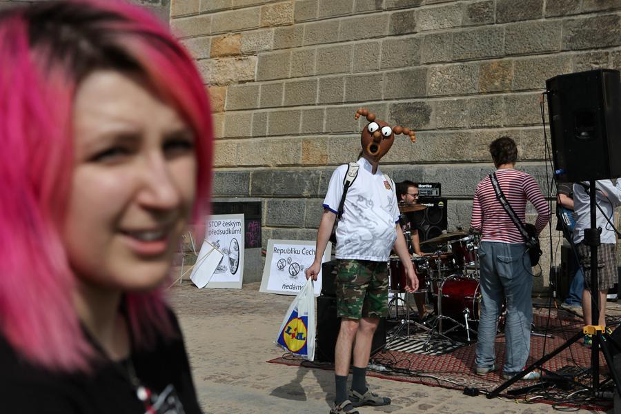 Pochod proti Čechům