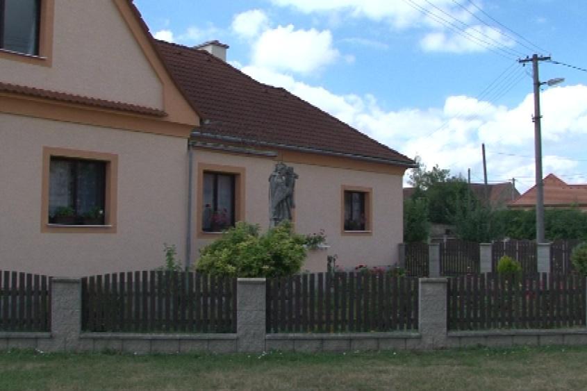 Socha je zapsaná i na seznamu národních památek