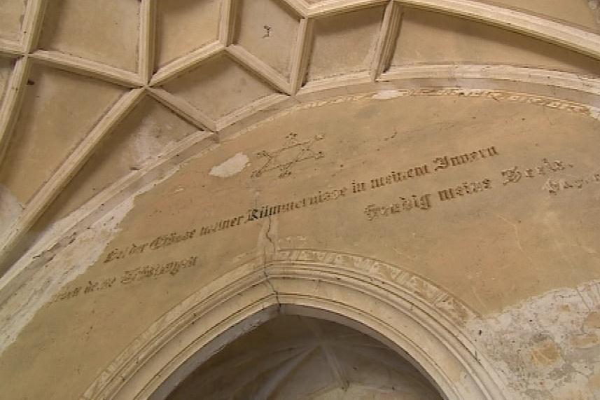V kapli se břeclavští židé loučili se svými zemřelými
