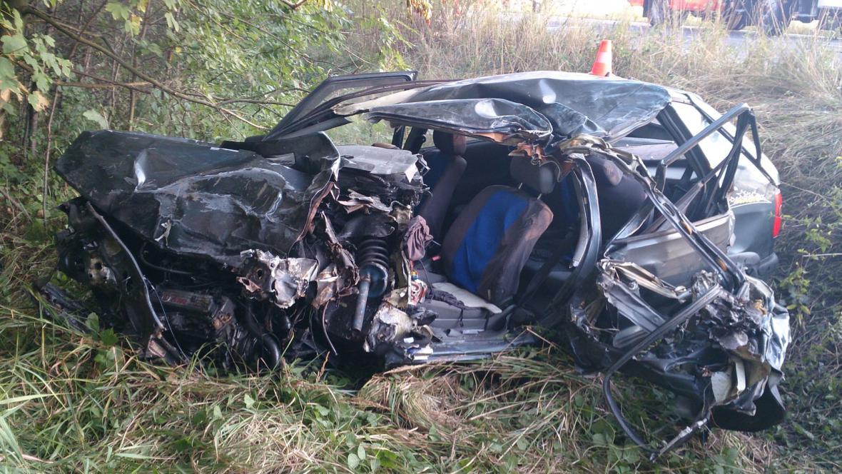 Tragická dopravní nehoda v Karviné Loukách