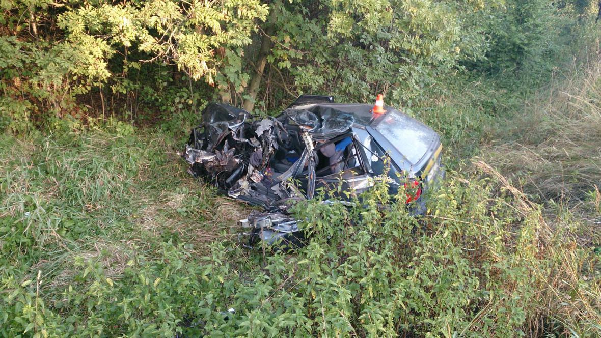 Tragická nehoda v Karviné Loukách