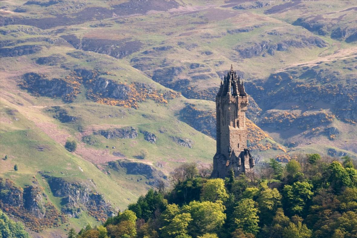 Historické město Stirling