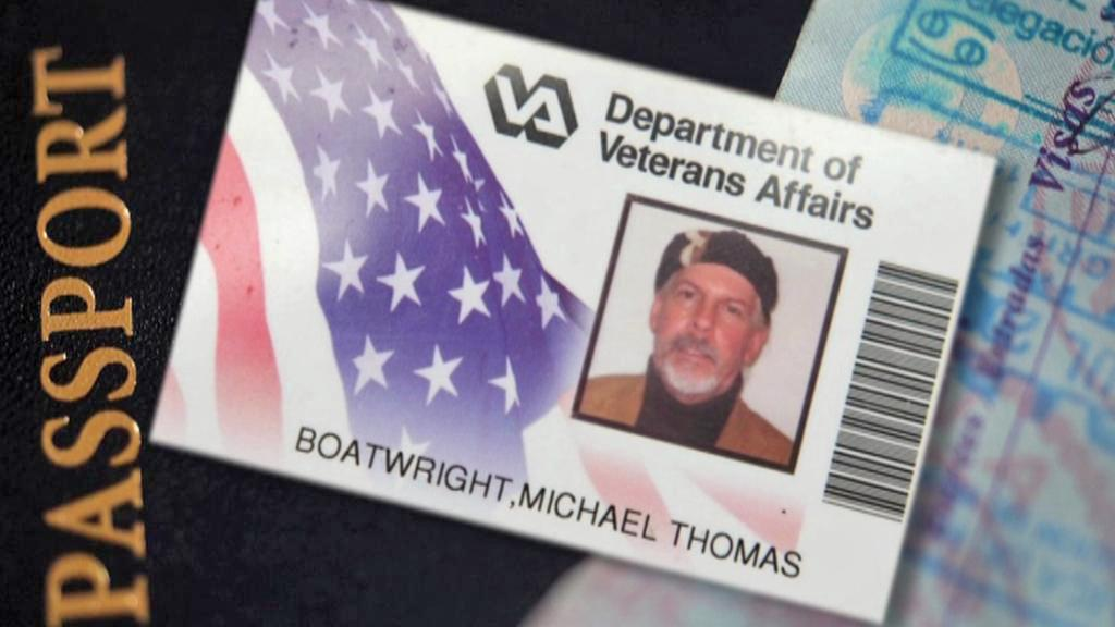 Doklady Michaela Boatwrighta