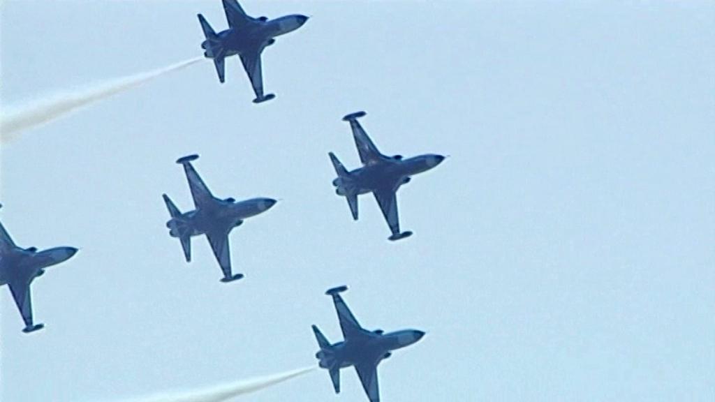 Foto z minulých ročníků Dnů NATO