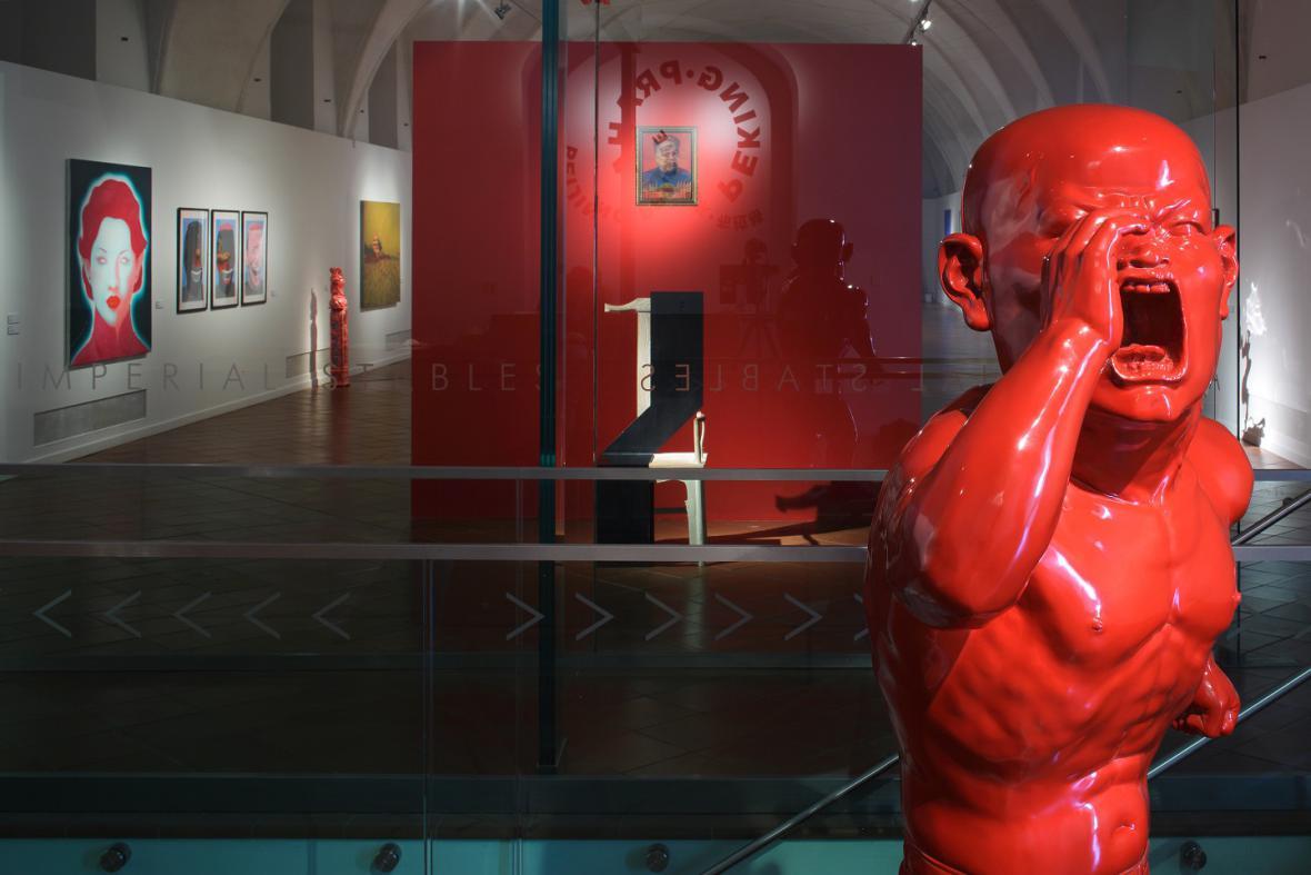 Peking-Praha/Nový pohled na současné čínské umění