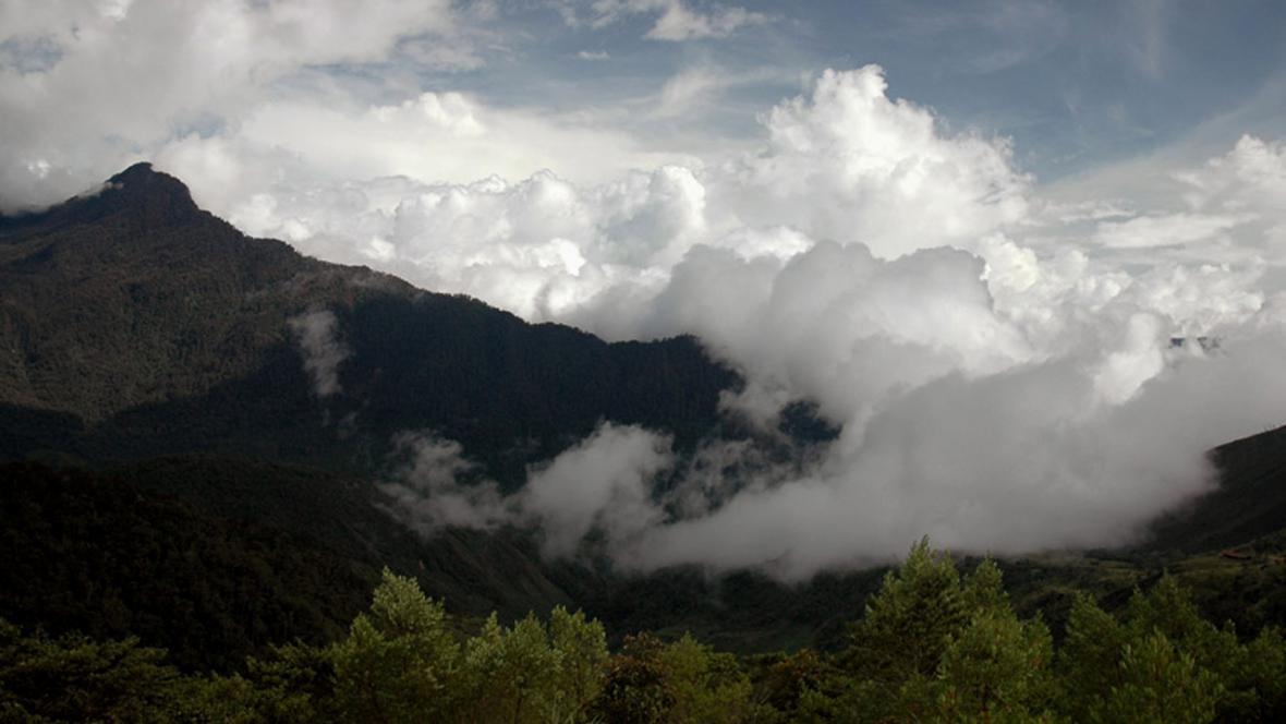 Ostrov Papua - údolí Baliem