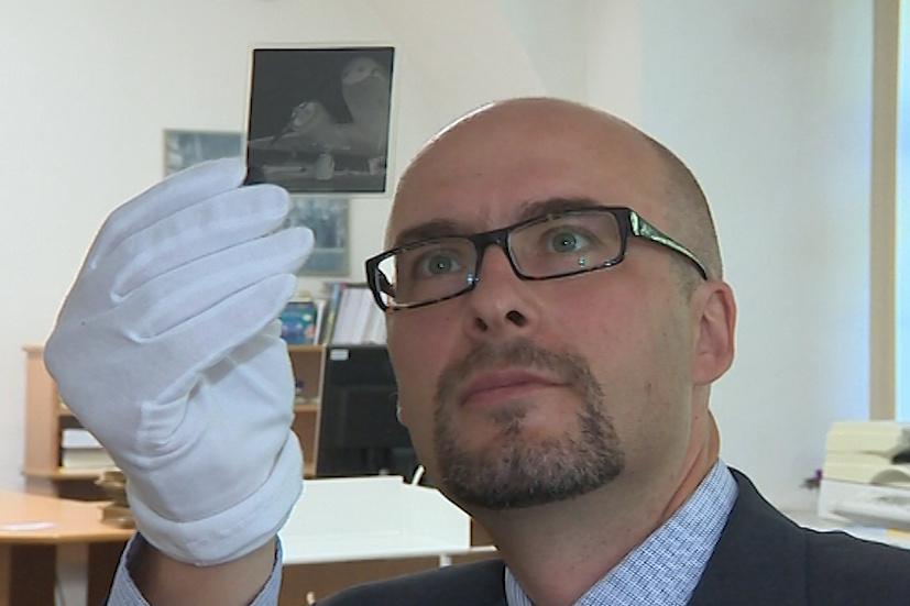 Fotky byly objeveny při digitalizaci archivu