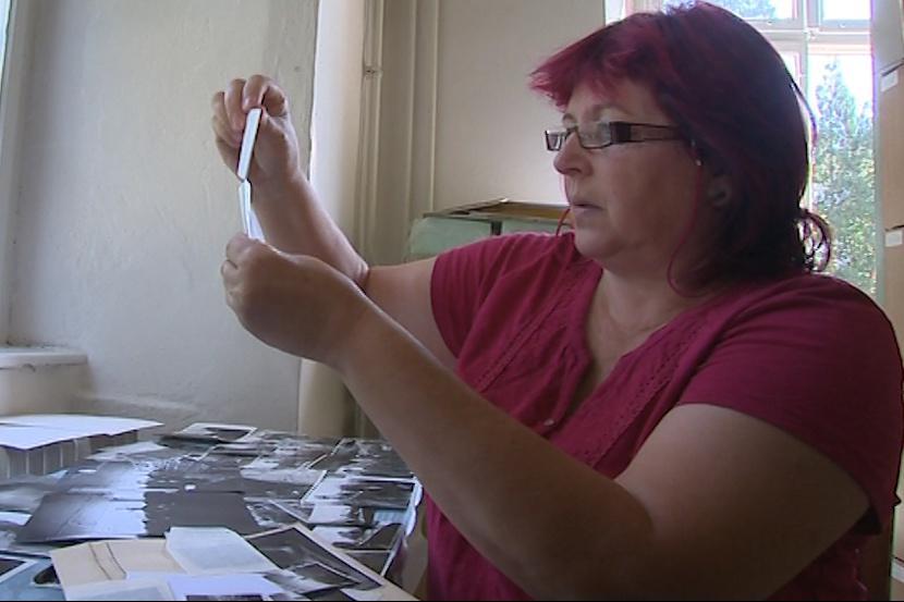 Lukas zřejmě ve Zlíně za tři roky nasnímal stovky negativů