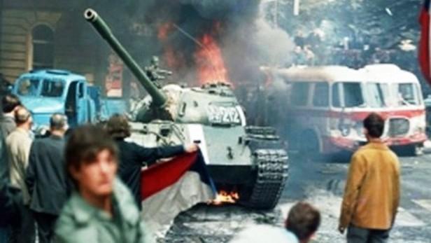 Československo 21. srpna 1968