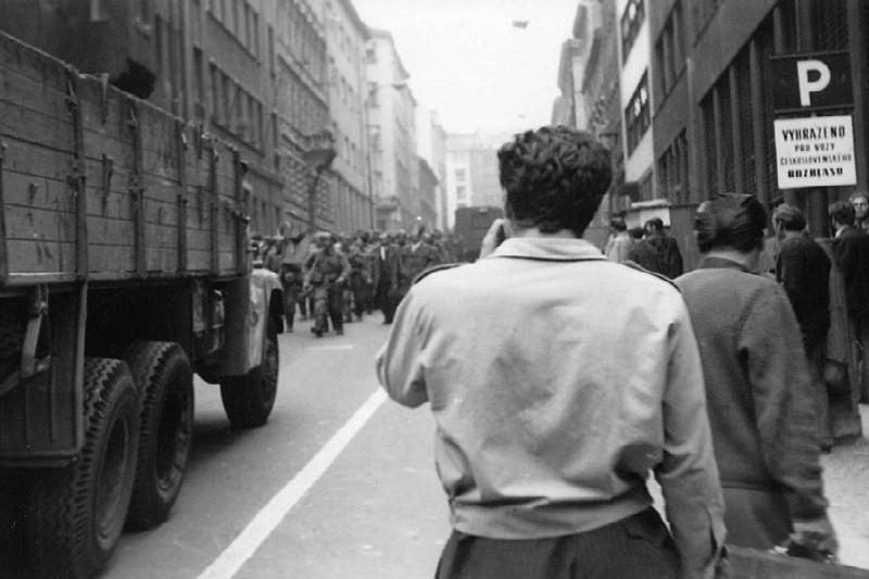 Invaze 1968 v Praze