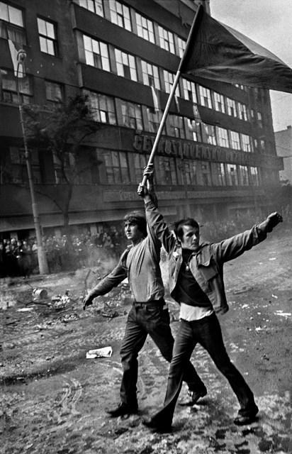Josef Koudelka /  Invaze 68