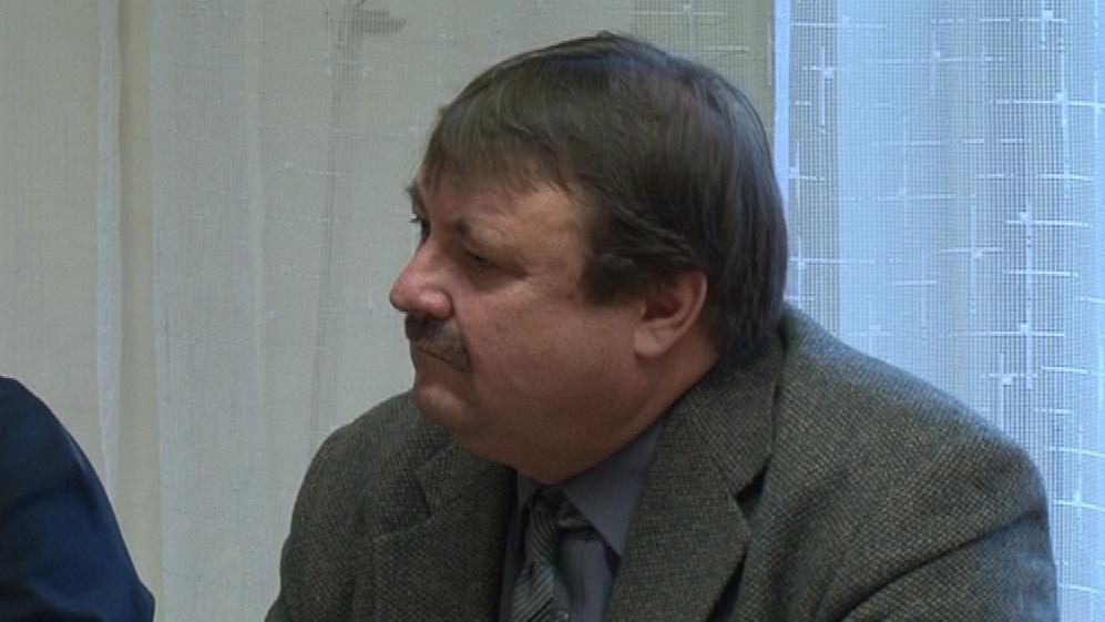 Starosta Troskotovic Michal Ordoš (nez.)