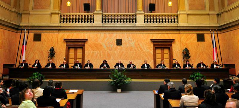 Senát ústavního soudu