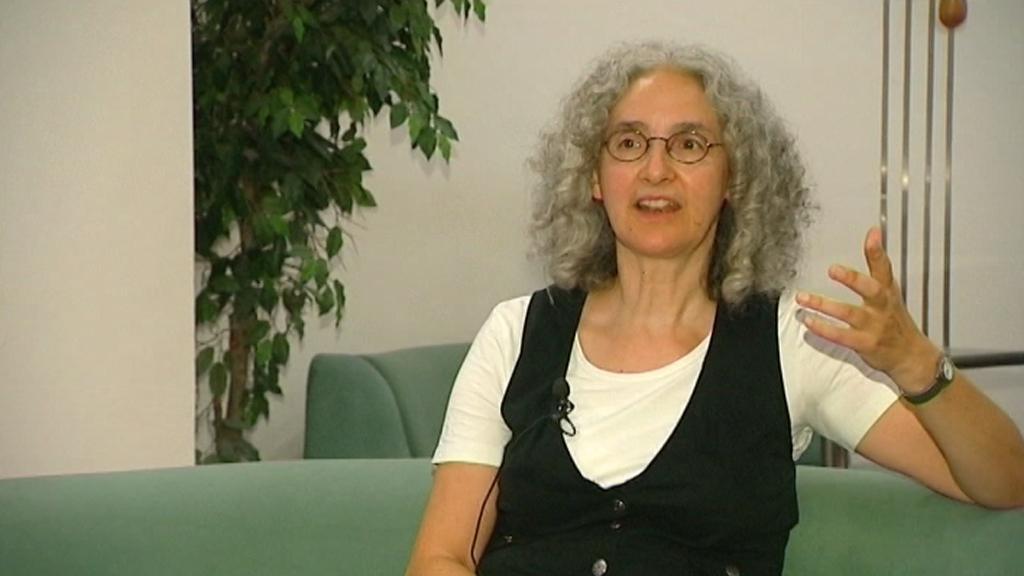 Německá skladatelka Carola Bauckolt