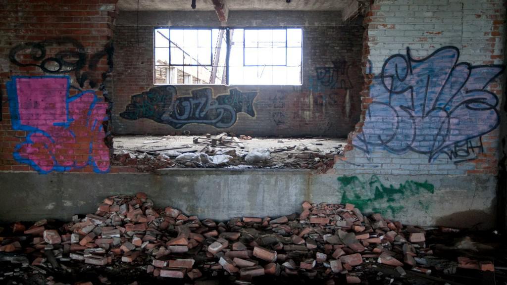 Úpadek města Detroit