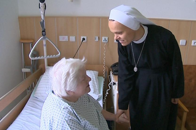 Milosrdné sestry chtějí peníze použít pro svou činnost