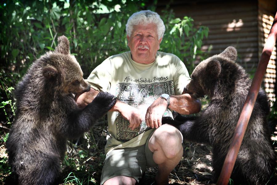Medvědi Václava Chaloupka
