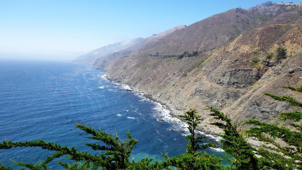 Cesta po kalifornské Highway One