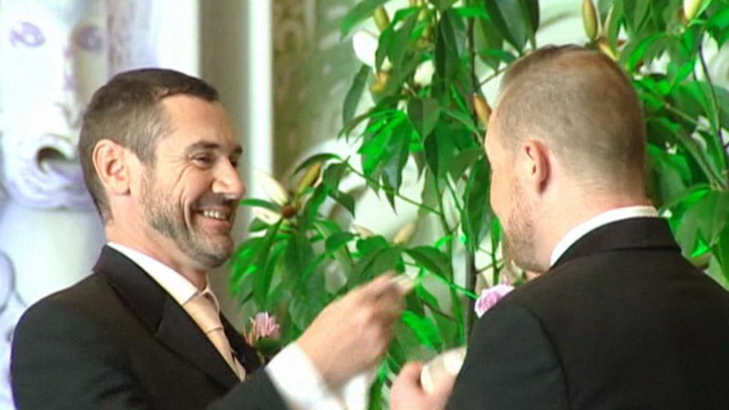 Na Novém Zélandu uzavřely sňatek první homosexuální páry