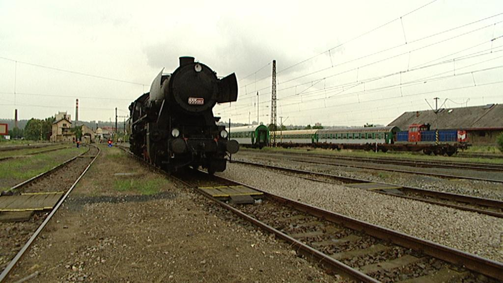 Vlak Lustig