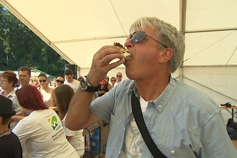 Food Festival v Luhačovicích