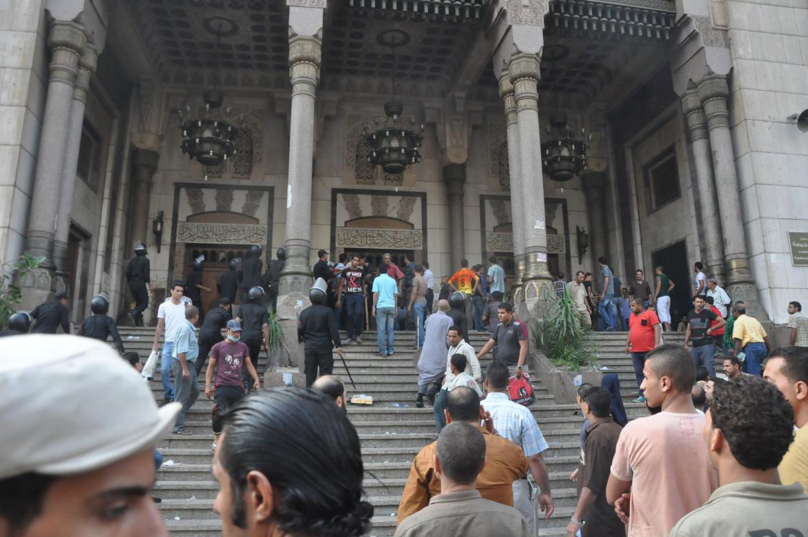 Mešita na Ramsesově náměstí