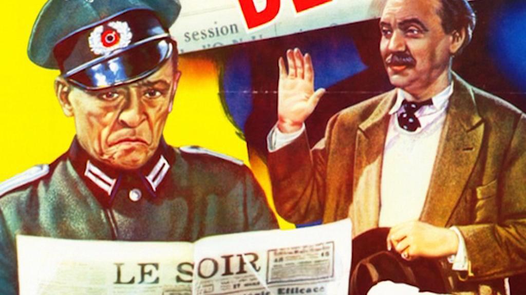 Výročí falešného vydání Le Soir z 9. listopadu 1943